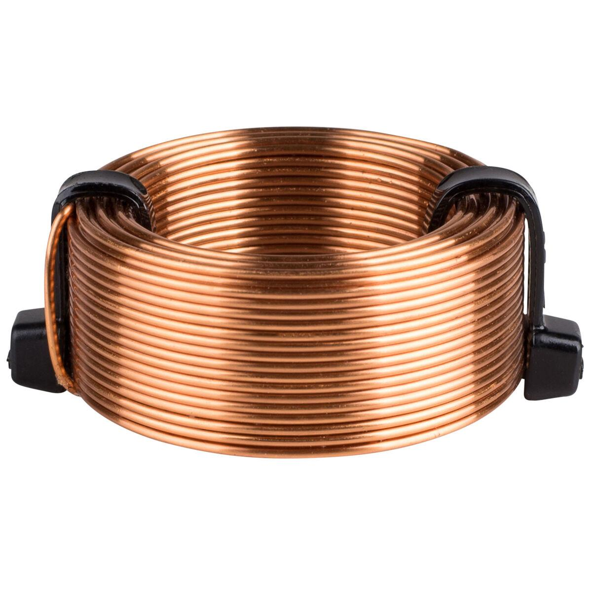 0,27mh 0,14ohm Jantzen audio bobina de aire 1,4mm