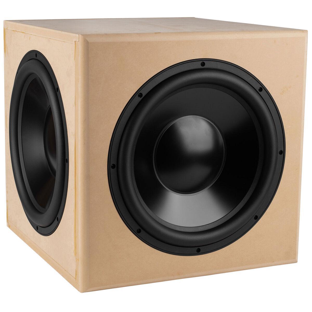 Behringer Monitor Speaker And Subwoofer Part NX3000D