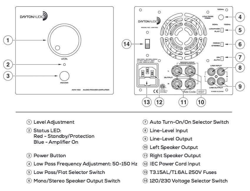 Way Switch Wiring Diagram For Amp Standby on